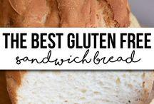 Pain a sandwich sans gluten