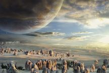 Exoplanets: Art / Art of other worlds