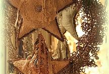 Lace ornaments