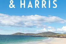 Isle of Skye and outer Hebrides