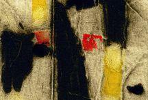 MONOTIPOS / La Monotipia es una técnica de grabado y estampación a medio camino entre el grabado tradicional y la pintura. La principal característica es la edición de un solo ejemplar original por cada matriz elaborada.