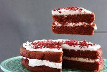 Gluten vegan cakes