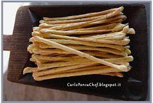 Pane - Bread / recipes and tips / recipes and tips for making focaccia, bread, bread sticks, everything on my blog CarloPorcuChef.blogspot.it ricette e consigli utili per la preparazione di focaccia, pane, grissini, tutto sul mio blog CarloPorcuChef.blogspot.it