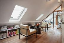 office/attic space ideas