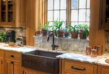 Kitchen renovation / by Sherry Fabre