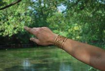 Bracelet manchette / Bracelets divers