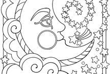 měsíček sluníčko