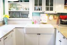 Kitchen Ideas / by Jessica Brown