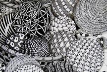 Zentangle patterns / by Della Floyd