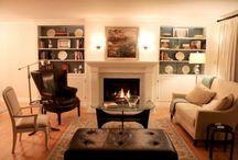 Fireplace reno