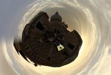 Circular landscapes  / Photos made with Canon eos 60d