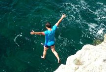Black Sea Cliff-Jumping