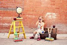 Back to School Mini Sessions / Inspiration for upcoming BTS sessions!