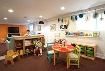 Playroom / by Liz Winkelbauer