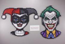 HAMA - Harley quinn & the Joker