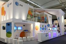 Face to Face Marketing / Take a look at some amazing trade show booths from around the world