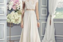 THE dress and accessories / Wedding dress ideas