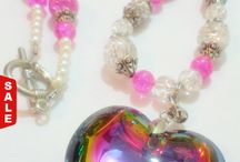 Beautiful Hearts Jewelry / Anything hearts can be posted here..