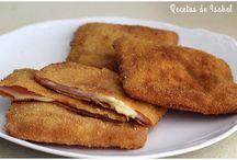 Recetas de fritos