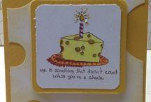 Card Ideas / by Corinne Bethel