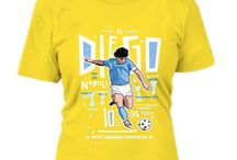 DIEGO STORY T-SHIRT / ElNaple 1926 fanshop T-shirt--  http://bit.ly/ElNapleFanShop