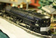 Trains / by Robert Davis