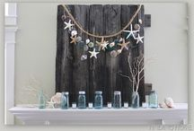 Decorated Mantels / by Elaine Tuccelli