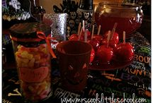 Pin-tastic Halloween Linky Party / Halloween fun