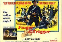Finger OnThe Trigger Western