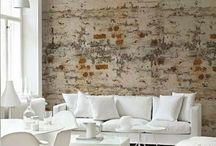 Decoración: Foto Murales / Rústico / Ambientes rústicos, espacios con tu sello personal.   Pregúntanos por más:  http://173estudiocreativo.com/