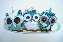 Owls / by Christine Garcia