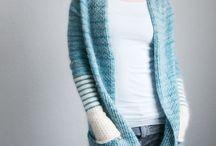 KNIT / knitting stuff