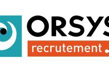 ORSYS Recrute ! / Entreprise - Recrutement / Découvez les valeurs Orsys / #embauche #recrutement #management #perspectives /  Découvrez nos offres d'emploi : http://www.orsys.fr/?mode=recrutement