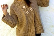 casacos tricot