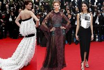 Supermodel Trends Cannes Film Festival