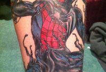 ◆ GEEK TATTOOS ◆ / Tattoo inspiration from the realms of pop/sub/geek culture! Enjoy