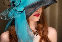 Turquoise Gloves & Hat's & Scarfs