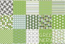 My Geometric Seamless Patterns / Seamless geometric patterns and patterns collection