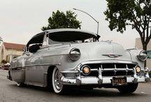 Chevrolet bel air 1953-1954