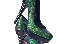Wicked shoes / Shoes for costumes/Halloween