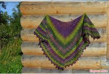 Adult shawl