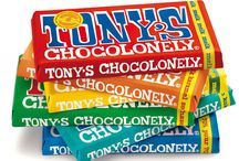 Tony Chocolonely❤️ / I think the best chocolate of the world!!