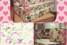 DIY Vintage wooden fruit crates / vintagedielisa@gmail.com contact me !!! i realize customized products ;)