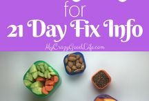 21 Day Fixes