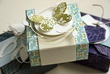 Geschenkverpackungen - Ideen