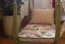 Floor bed