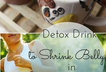 detox / getting rid of the bad