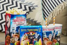Mavis' Movie Night / Hotel Transylvania 2 is officially available on Blu-ray at Target! What better way to celebrate than with a movie night together as a family. Get inspired to create a spooky evening for your little monsters with themed snacks, activities, crafts and more.  / by Mavis Dracula