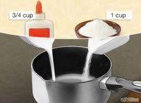 prepare tu propia arcilla casera