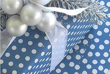 Pretty Gift Wrap / by Phyllis Strachan